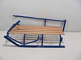 Санки з штовхачем Реверс-S2, фото 4