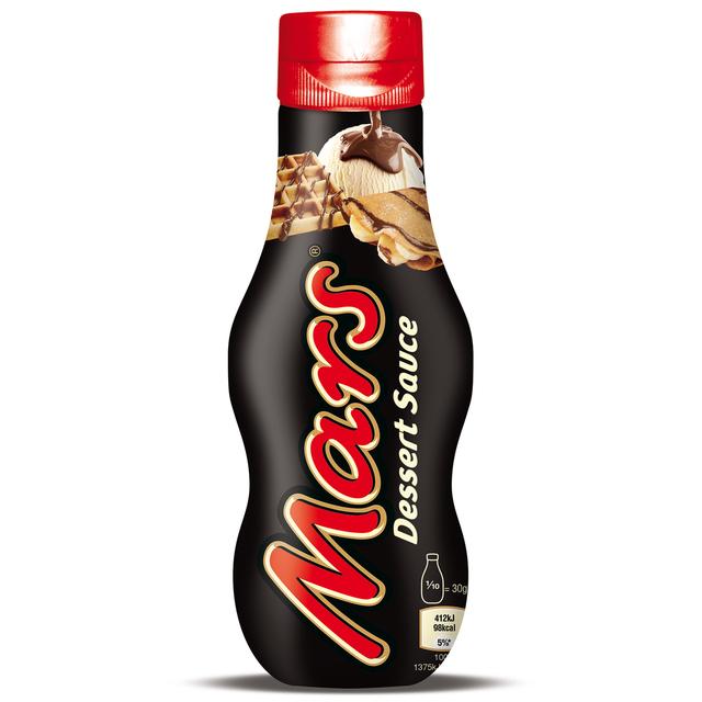 Шоколадный десертный соус Mars