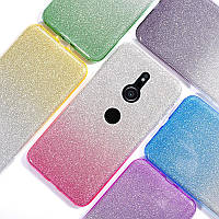 TPU чехол Gradient для Sony Xperia XZ3 (5 цветов)