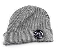 Оптом шапка детская с 52 по 58 размер микро ангора теплые шапки головные уборы детские опт, фото 1