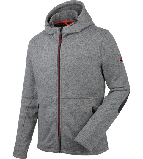 Куртка флисовая Nordic Grey Wurth