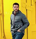 Куртка флисовая Nordic Grey Wurth, фото 5