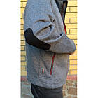 Куртка флисовая Nordic Grey Wurth, фото 7
