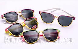 Очки солнцезащитные детские, в ассортименте