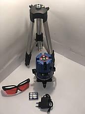 Лазерный уровень, нивелир ГОРИЗОНТ GRNL01+ штатив Луч 30м, фото 3