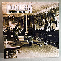 CD диск Pantera - Cowboys From Hell