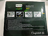 Ручная лапшерезка-равиольница Rainberg RB-911 Detachable Pasta Machine 2 in 1, фото 3