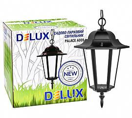 Светильник садово-парковый PALACE A005 60Вт Е27 черный