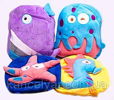"""Рюкзак тканинний дитячий """"Морські тварини"""", в асортименті"""