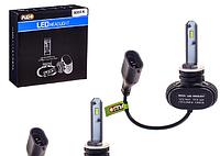 Лампы PULSO S1/H27-880/881/LED-chips CPS/9-32v25w/4000Lm/6000K