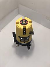 Лазерный уровень, нивелир Asaka ASNL01 + штатив Луч 30м, фото 2
