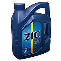 Масло моторное ZIC 10W-40 X5000 (API CI-4/SL,ACEA E7,A3/B4) 4л