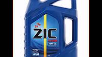 Масло моторное ZIC 10W-40 X5000 (API CI-4/SL,ACEA E7,A3/B4) 6л
