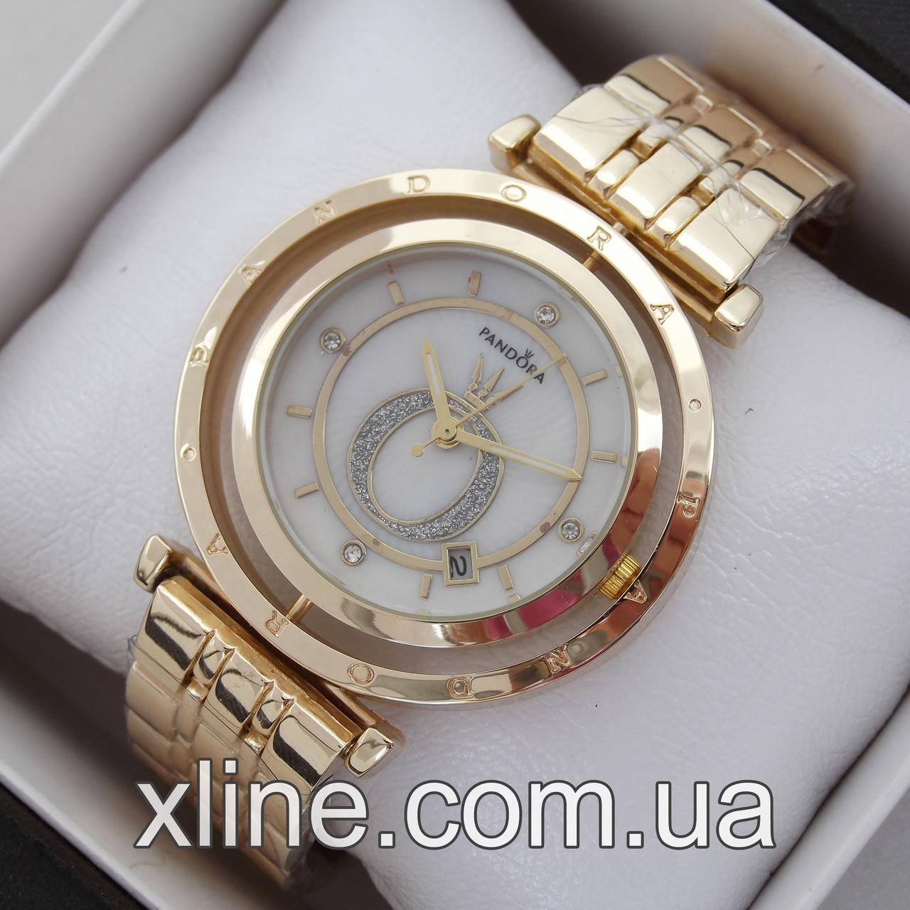 Женские наручные часы Pandora A130-1 на металлическом браслете