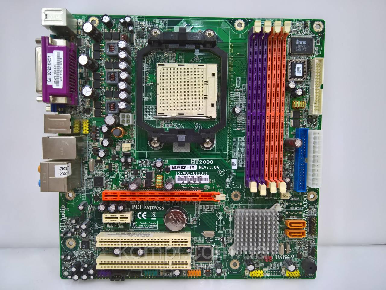 ECS MCP61SM-AM DRIVER FOR WINDOWS MAC
