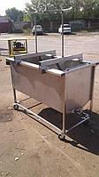 Пресс тележка для творога на 400 кг, фото 1