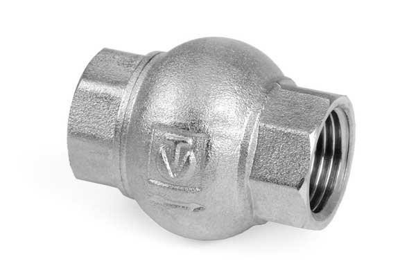 Шариковый обратный клапан