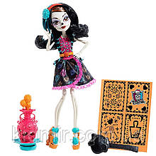 Кукла Monster High Скелита Калаверас (Skelita Calaveras) из серии Art Class Монстр Хай