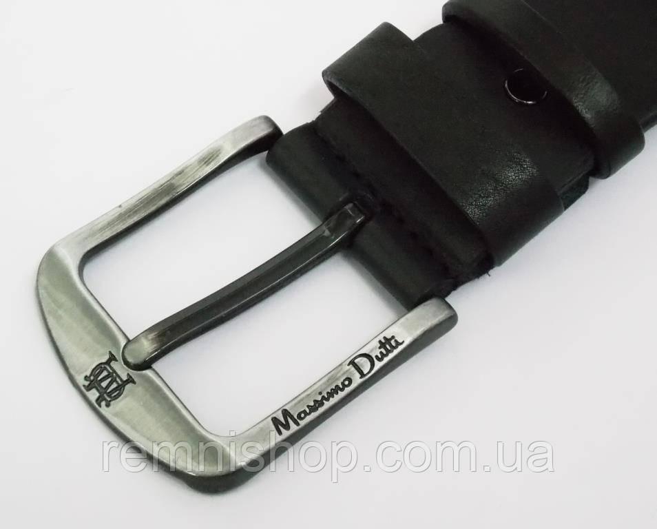 Мужской широкий кожаный ремень Massimo Dutti   продажа, цена в ... 460e0536ad5