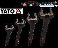 Разводные ключи YATO