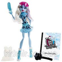 Кукла Monster High Эбби Боминейбл (Abbey Bominable) из серии Art Class Монстр Хай
