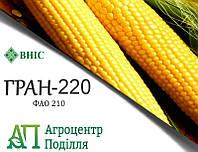 Семена кукурузы ГРАН 220 (ФАО 210) ВНИС (бесплатная доставка) 2021 г.