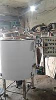 Котел варочный вакуумный кпэ-500 с двумя мешалками, фото 1