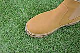 Ботинки timberland тимберленд женские осенние желтые, копия, фото 3