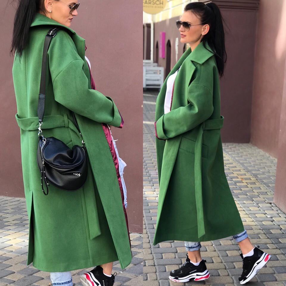 Женское зимнее кашемировое пальто (утеплитель slimtex 100) 0bfbd474ee01f