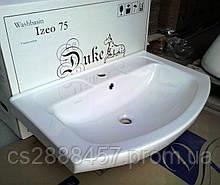 Умывальник для ванной комнаты Изео 75 Сорт 1