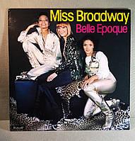 CD диск Belle Epoque -Miss Broadway