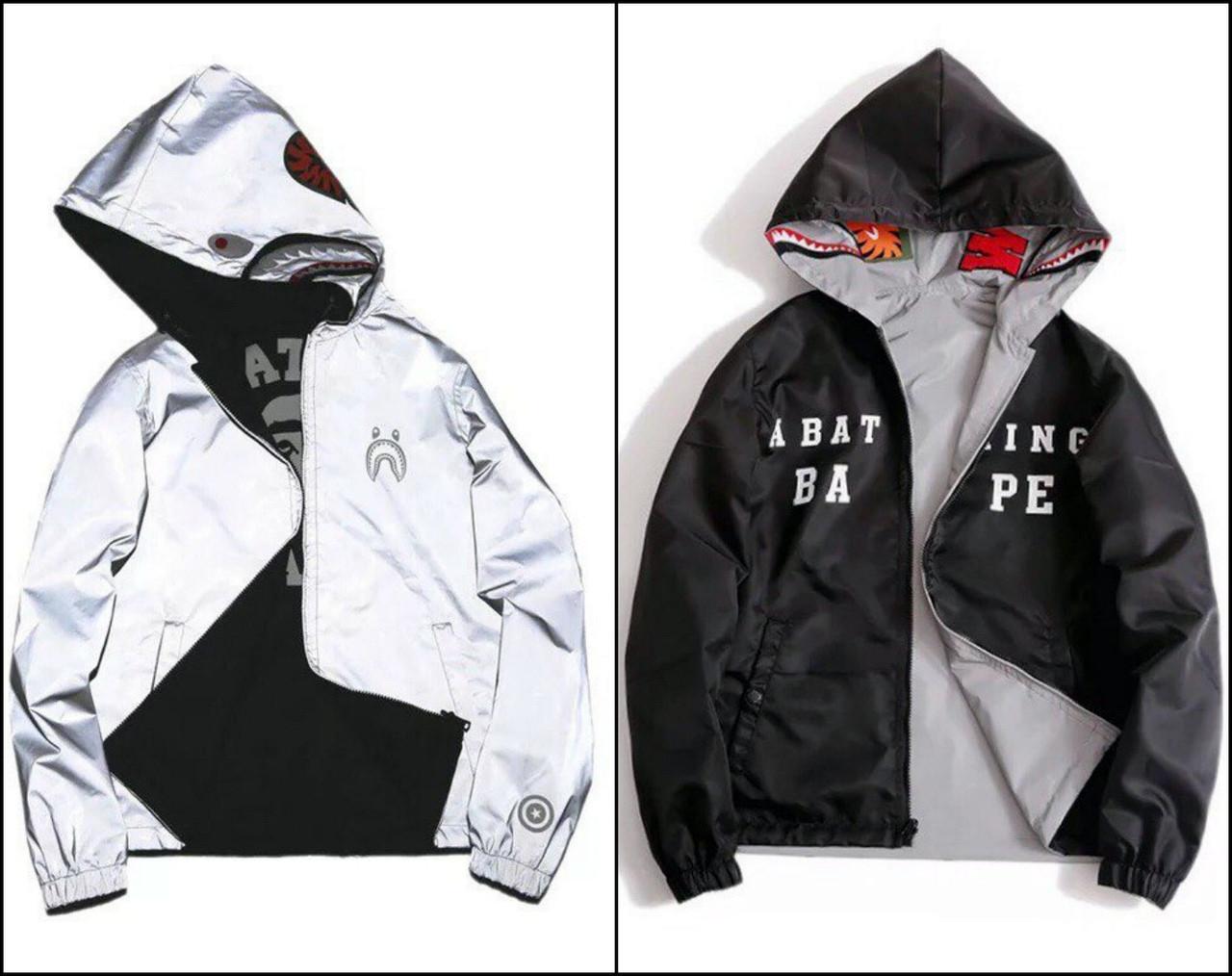 09fdae7e9f74 Мужская куртка A Bathing Ape BAPE WGM, Реплика  продажа, цена в ...