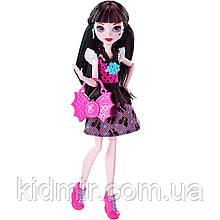 Лялька Monster High Дракулаура (Draculaura) з серії First Day of School Монстр Хай