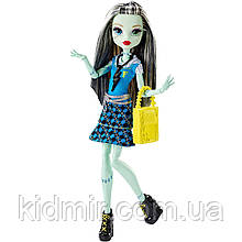 Кукла Monster High Фрэнки Штейн (Frankie Stein) из серии First Day of School Монстр Хай