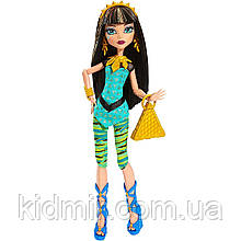 Кукла Monster High Клео де Нил (Cleo De Nile) из серии First Day of School Монстр Хай
