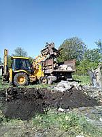 Уборка территории, расчистка участков, спил и корчевка, демонтаж, фото 1