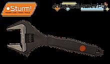 Розвідний ключ з великим захопленням і супер тонкими губками Sturm 1045-11-200