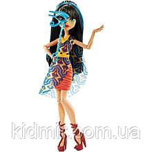 Кукла Monster High Клео де Нил ( Cleo de Nile) из серии Welcome to Monster High Монстр Хай