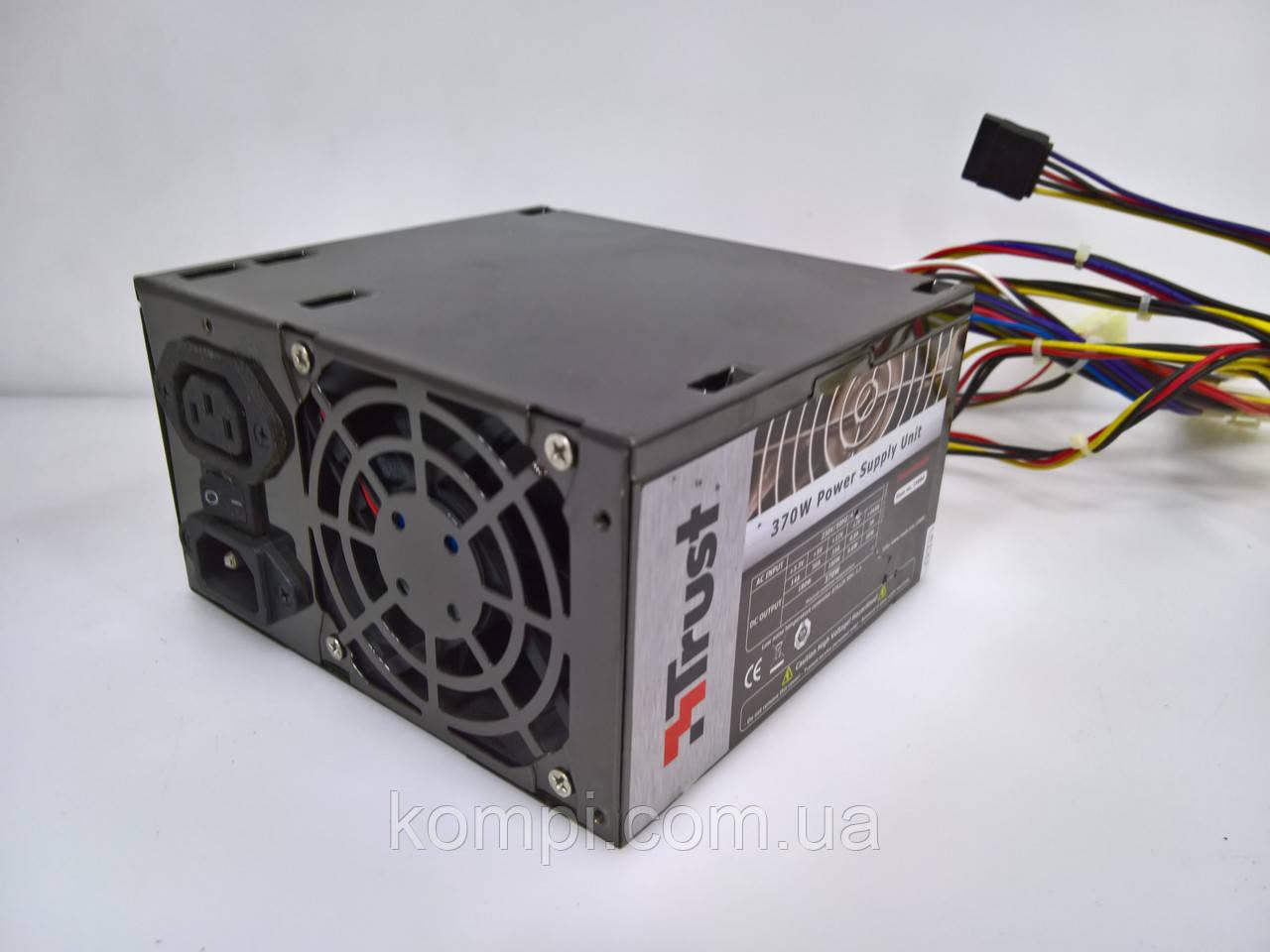 Блок питания 370W Trust Power Master 14886 б/у