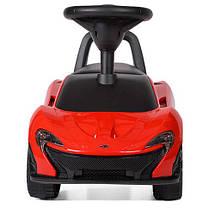 Толокар каталка McLaren Bambi лицензия, фото 3
