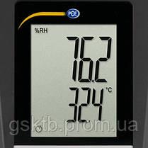 Термогигрометр профессиональный PCE-HVAC 3 (Германия), фото 2