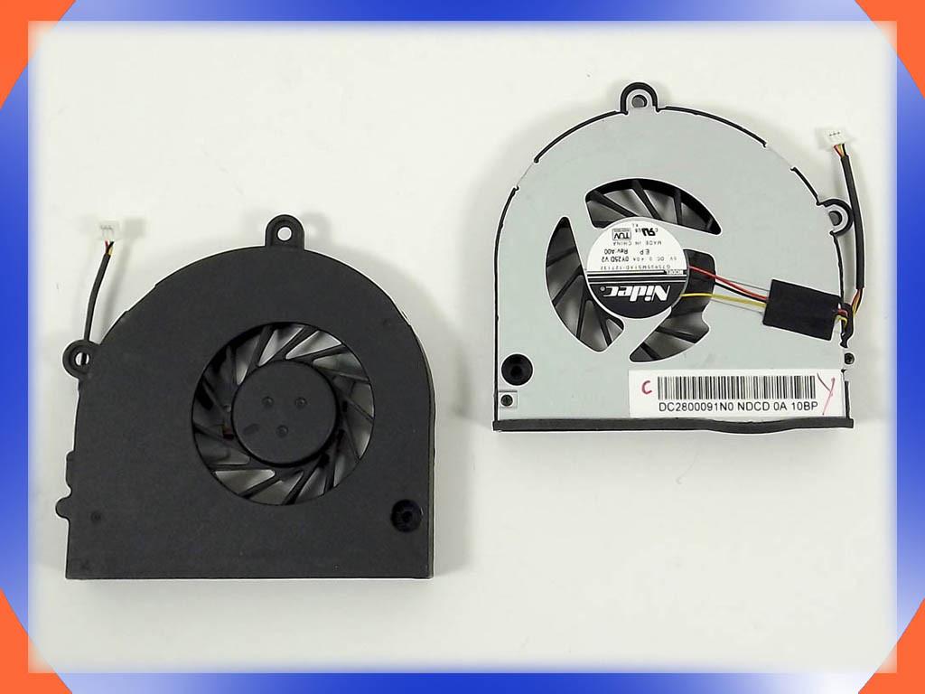 Вентилятор (кулер) TOSHIBA Satellite A660, A660D, A665, A665D, L675/Ga