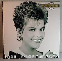 CD диск C. C. Catch - Like a Hurricane