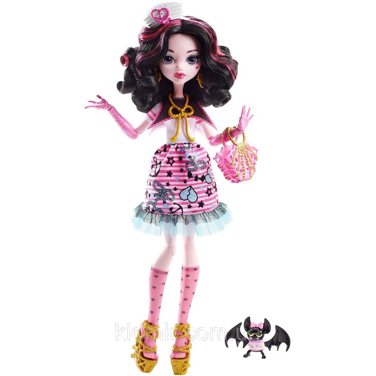 Кукла Monster High Дракулаура (Draculaura) из серии Shriek Wrecked Монстр Хай