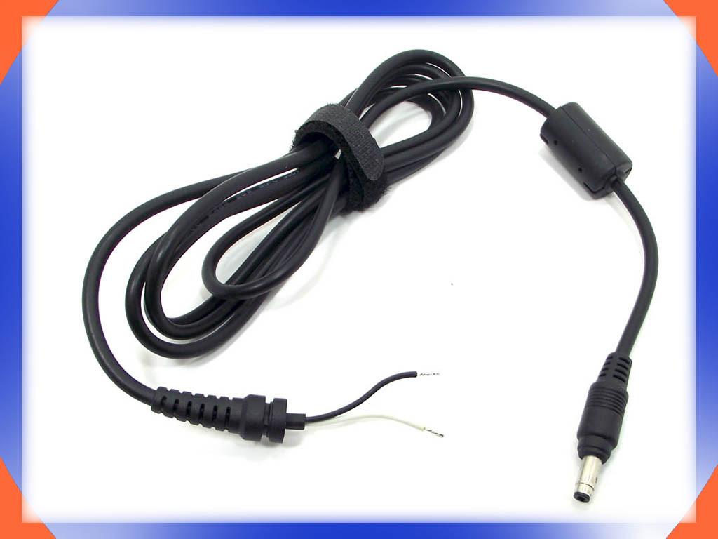 DC кабель HP Bullet (4.8*1.7) 90W от блока питания к ноутбуку. Кабель