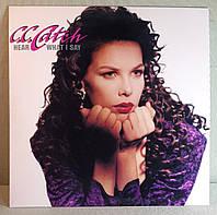 CD диск C.C. Catch - Hear What I Say, фото 1