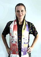 Скидки на шарфы и футболки на время проведения Евро 2012  в Киеве