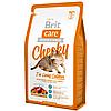 Корм Brit Care Cat Cheeky I am Living Outdoor для кошек живущих на улице, 2 кг