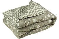 """Одеяло шерстяное демисезонное 205х140 Комфорт плюс чехол бязь ТМ """"Руно"""", фото 1"""