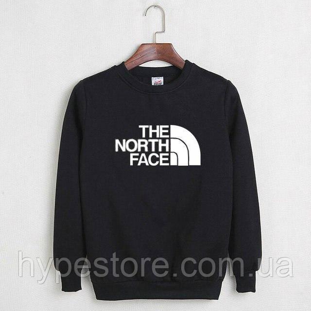 Мужской спортивный свитшот, кофта на флисе The North Face, Реплика